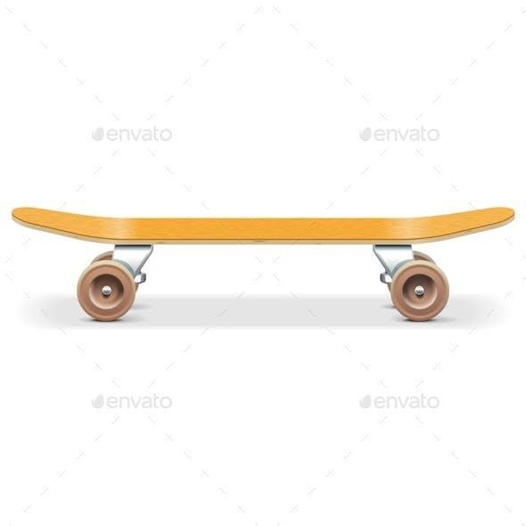 Vector Skateboard