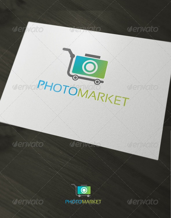 Photomarket - Objects Logo Templates