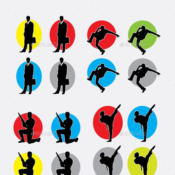 People Activity Symbol
