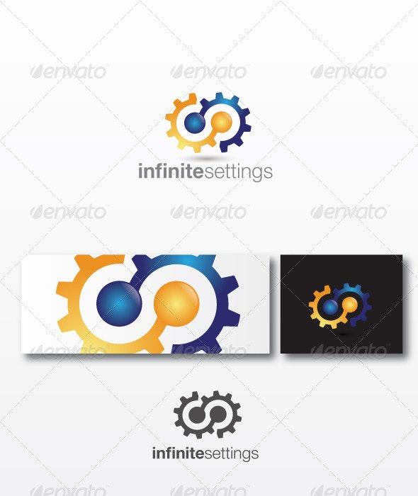 Infinitesearch - Objects Logo Templates