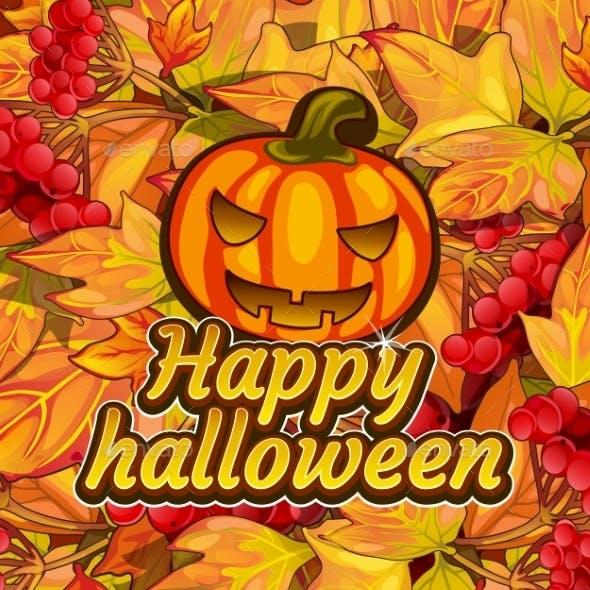Pumpkin Carving, The Symbol Of Happy Halloween