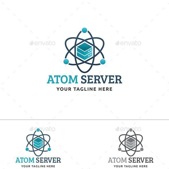 Atomic Server Logo