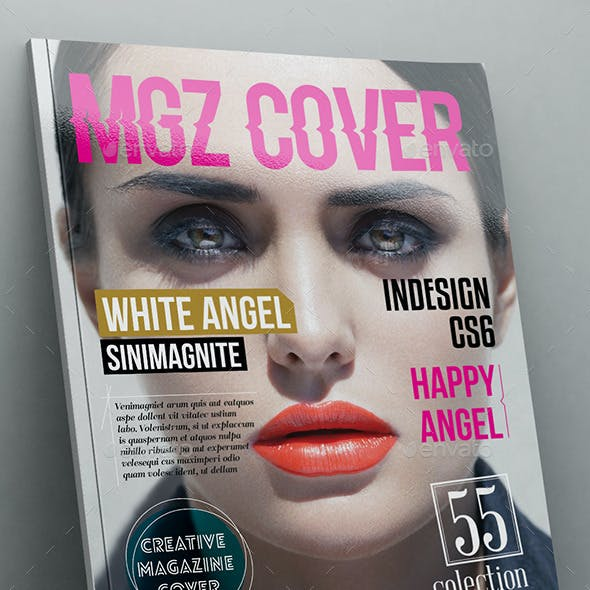 Mgz Cover Template
