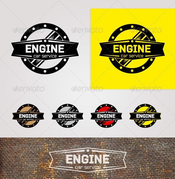 Car Service Logo - Abstract Logo Templates