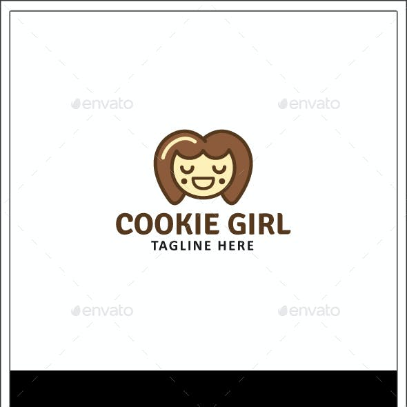 Cookie Girl Logo