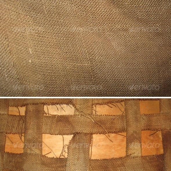Hemp Fabric Textures Pack