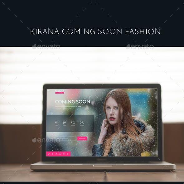Kirana Coming Soon Fashion