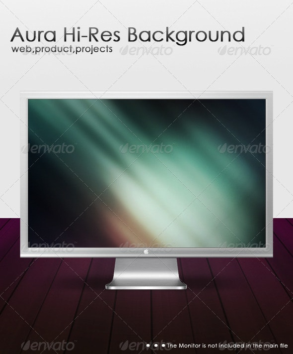 Aura Background  - Backgrounds Graphics