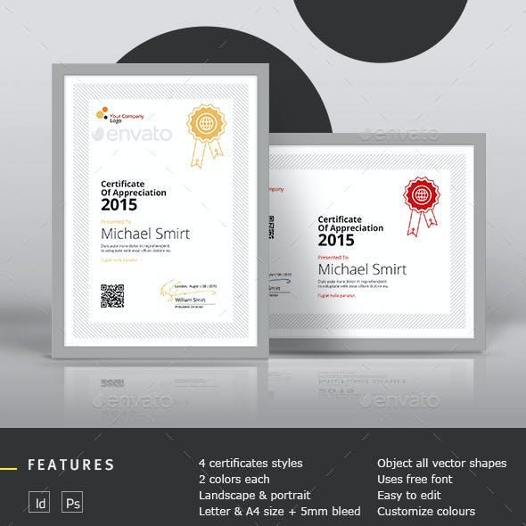 Clean Certificates