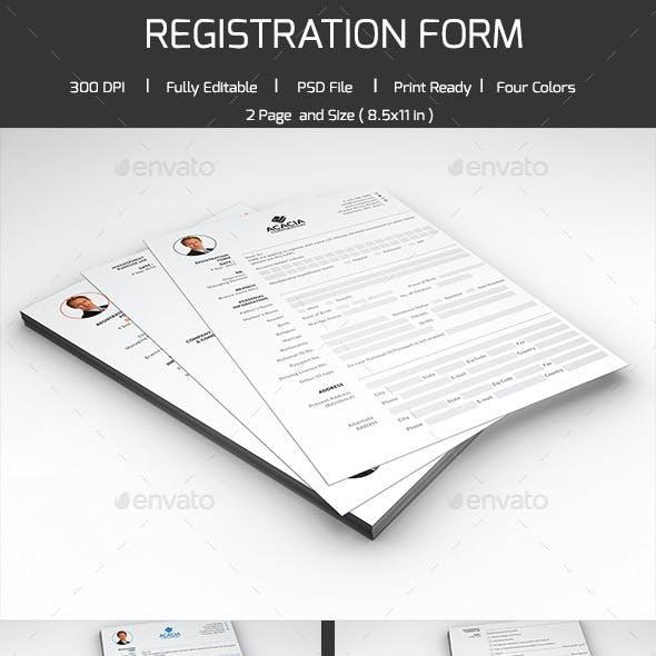 Registration Form V_04