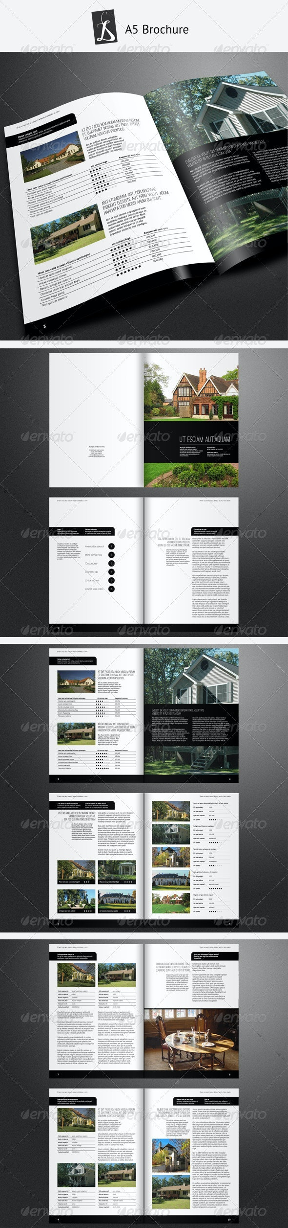 Real Estate Brochure 2 - Catalogs Brochures