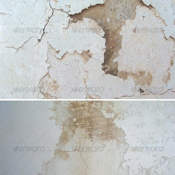 Cracked Paint Wall Textures Pack 1