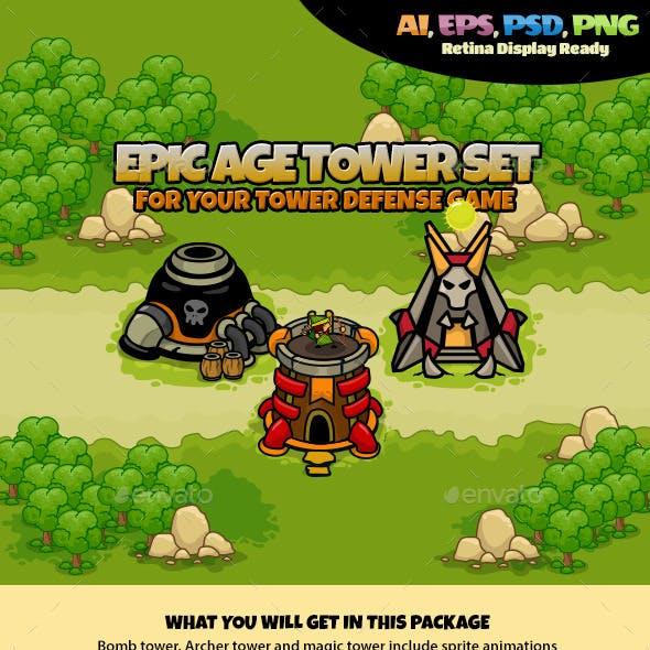 Tower Set Vol 1