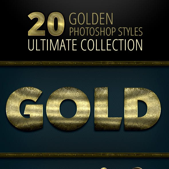 20 Gold Styles - Ultimate Collection