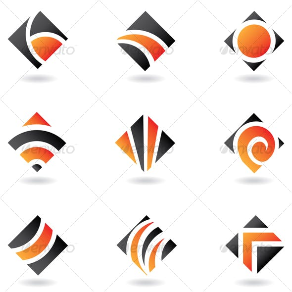 30 Best Abstract Icons