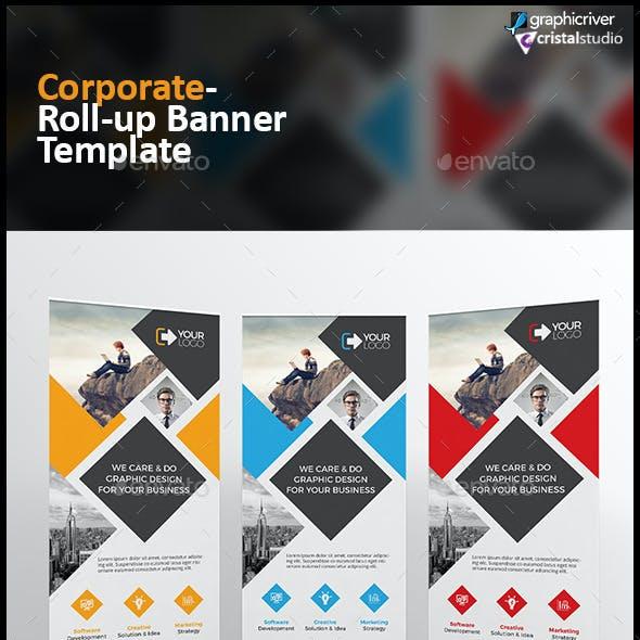 Roll-up Banner-Multipurpose