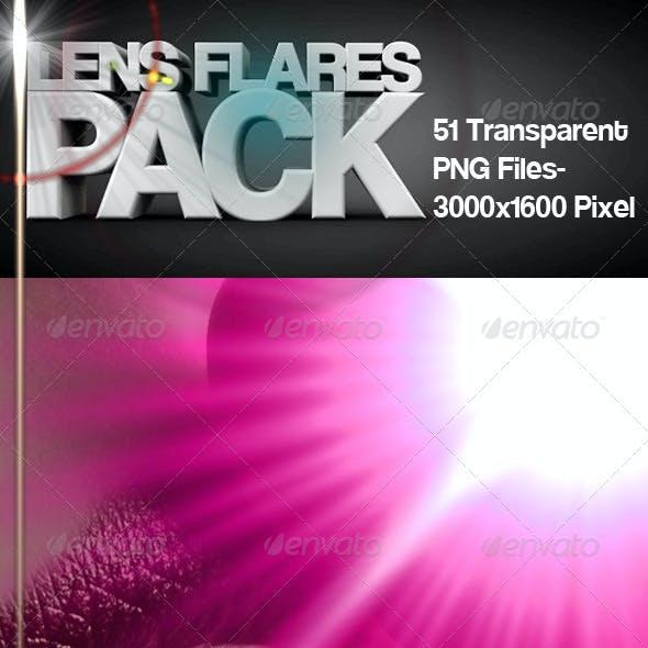 Lensflares Pack