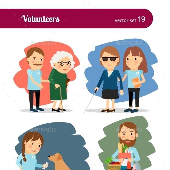 Volunteers Care