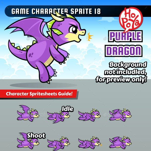 Game Character Sprite 18