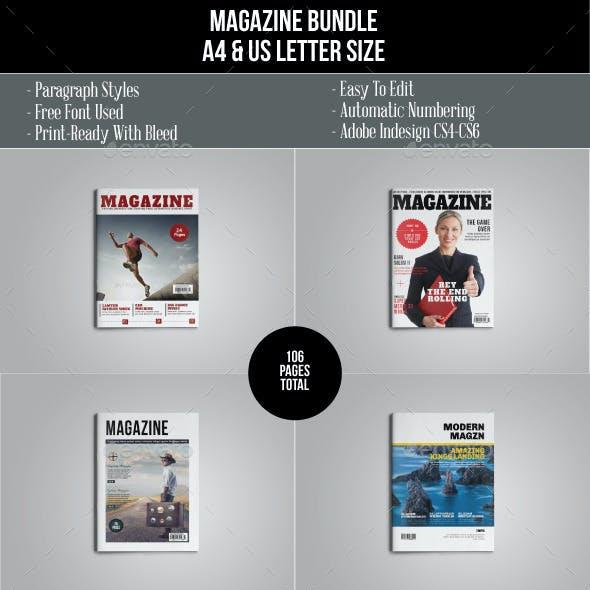 Magazine Bundle Vol. 2