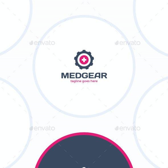 Medical Gear Logo - Plus