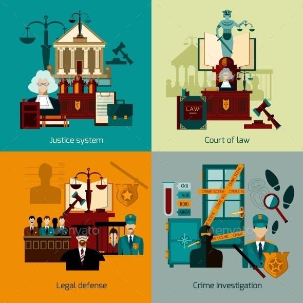 Law Flat Set