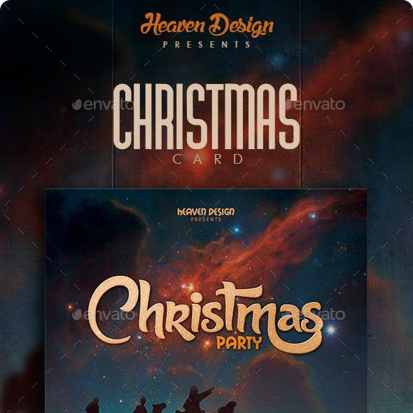 Christmas | Card