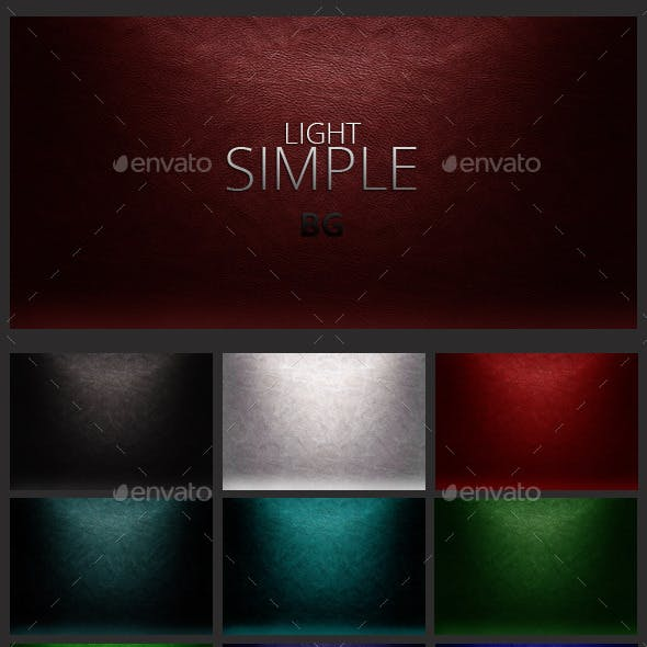 Light Simple Background