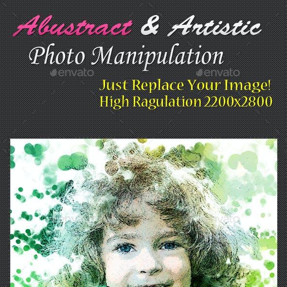 Abustrict & Artistic Photo Manuplation