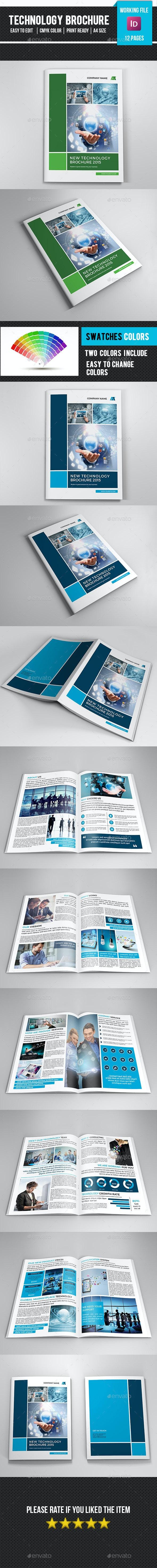 Corporate Technology Brochure-V314 - Corporate Brochures