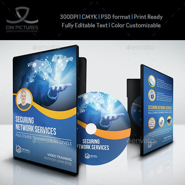 Training Course DVD Template