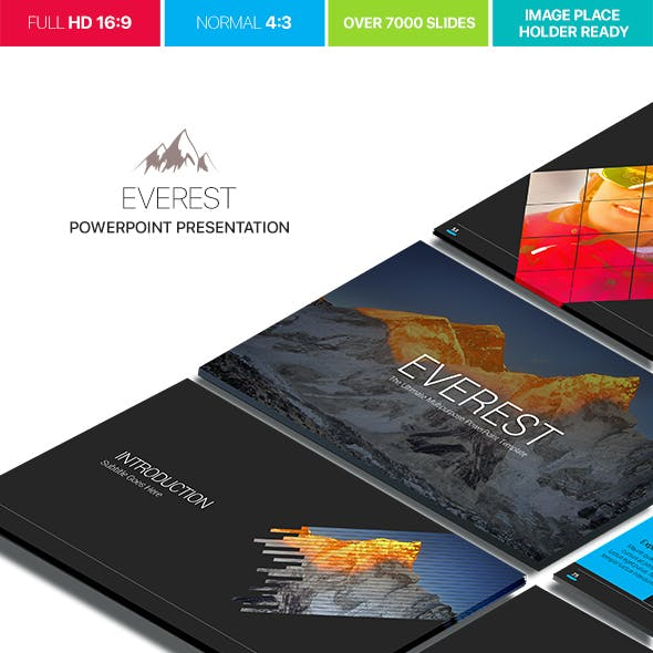 Everest Multipurpose PowerPoint