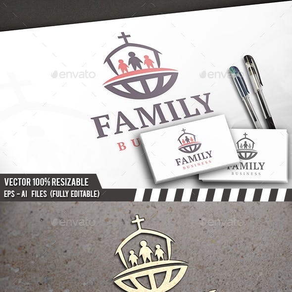 Family United Logo
