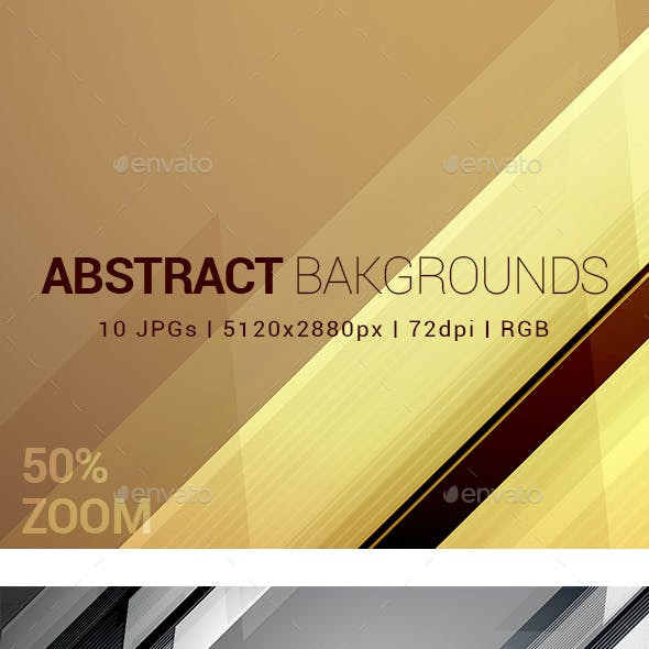 10 Abstract Backgrounds Vol 7