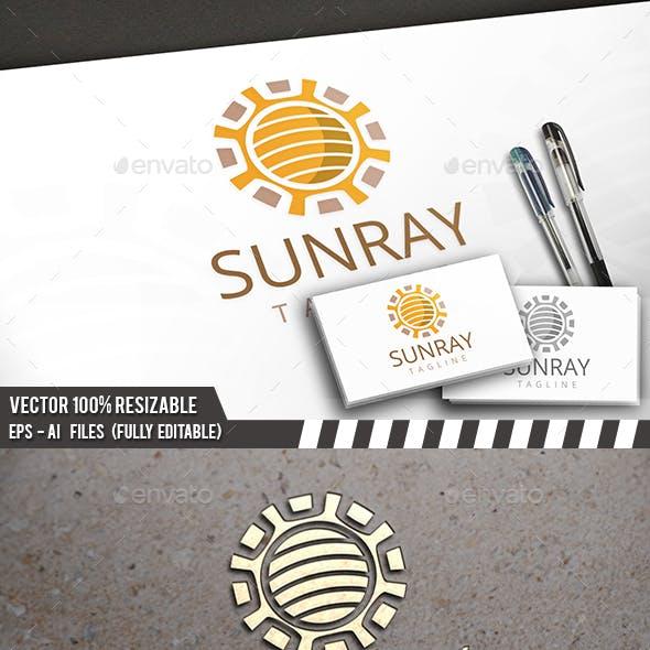 Sun Circle Logo