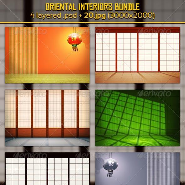 Oriental Interiors Bundle