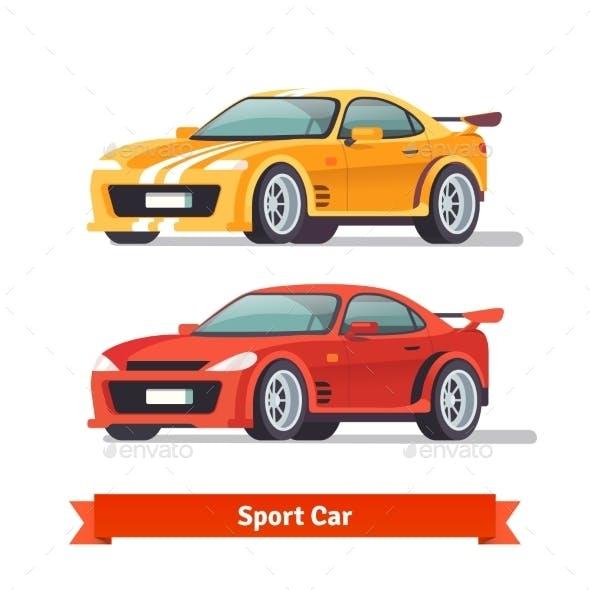 Race Sport Car