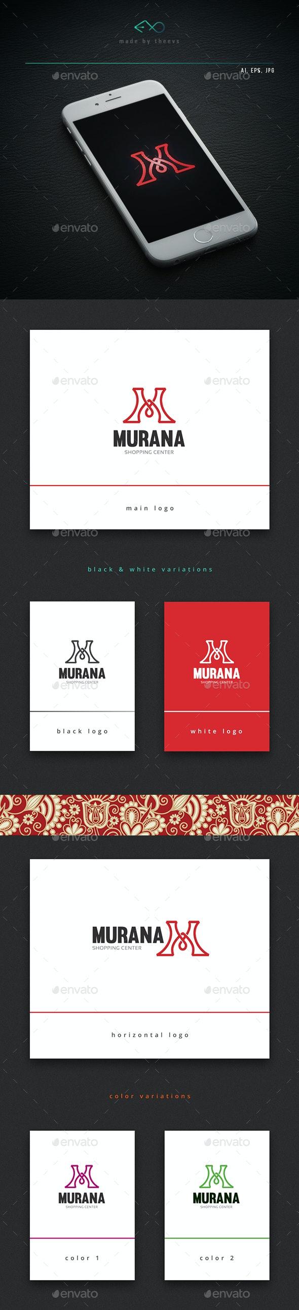 Murana - Letters Logo Templates