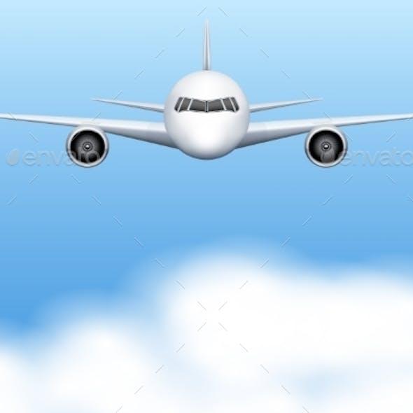 Civil Aircraft Airplane