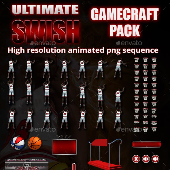 Ultimate Swish Game Assets