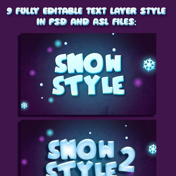 9 Cartoon Text Styles