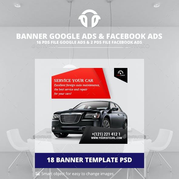 Car Services & Repair Ads
