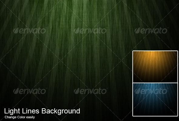 Light Lines Background
