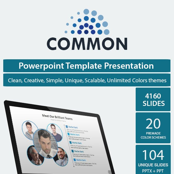 COMMON Presentation Template