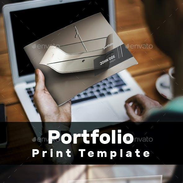 Portfolio Presentation Template