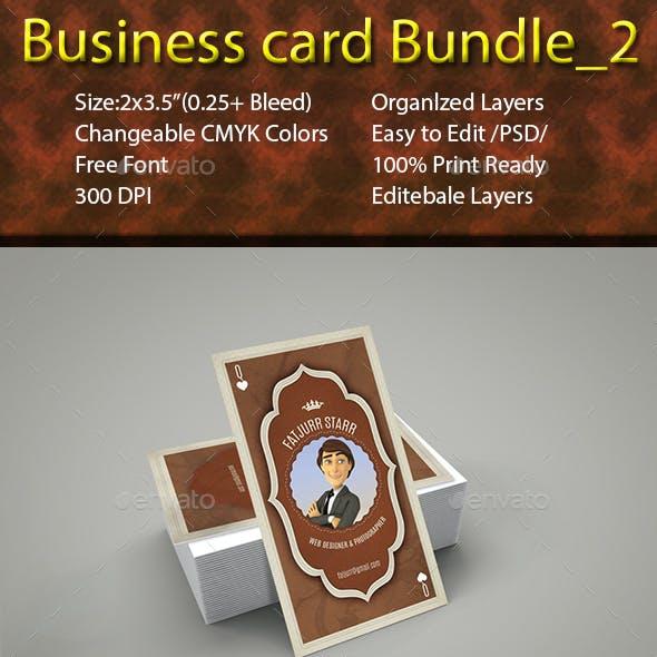 Business card Bundle_2