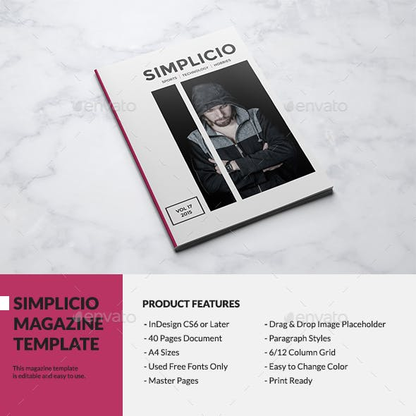 Simplio Magazine
