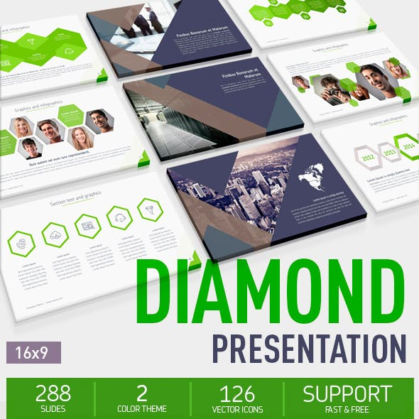 Diamond Presentation Keynote