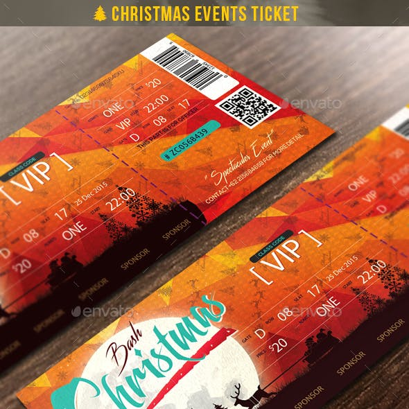 Christmas Events Ticket