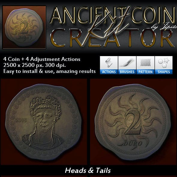 Ancient Coin Creator Kit